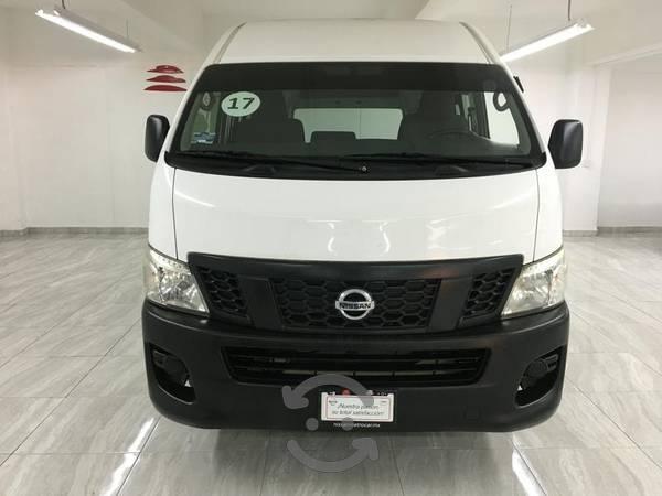 Nissan Urvan  NV350 URVAN PANEL 4 VENTANAS...
