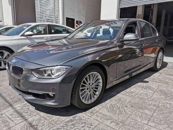BMW 320ia LUXURY LINE IMPECABLE