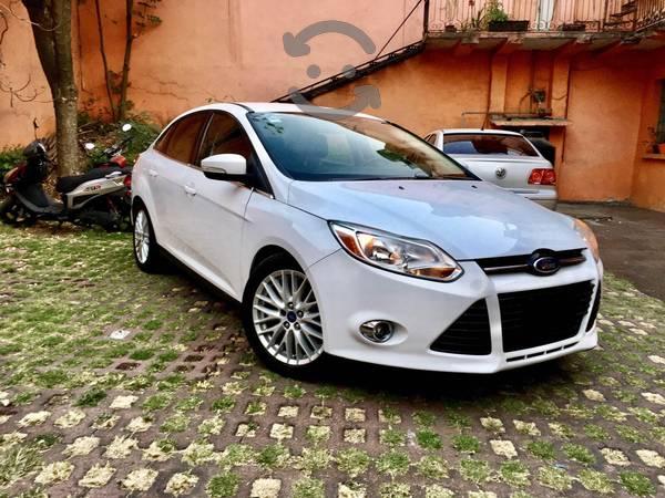 Ford Focus SEL Servicios de Agencia