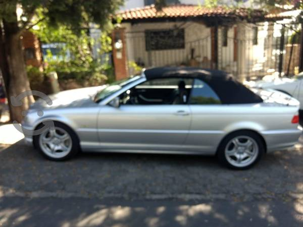 BMW convertible cabrio 330ci