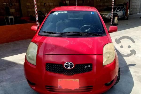 Toyota yaris hb rs