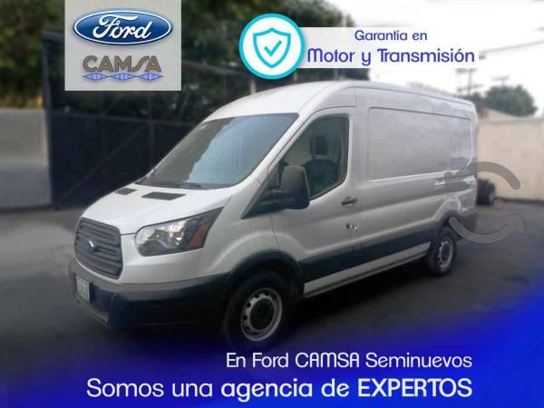 Ford Transit Van Larga Gas/Gasolina