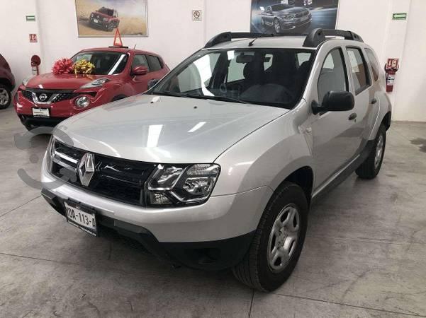 Renault duster zen aut. )