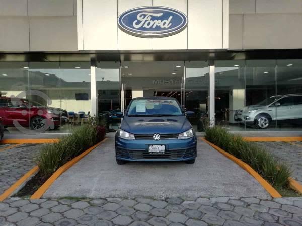 Volkswagen Gol 5p Trendline I-Motion L4/1.6 Aut