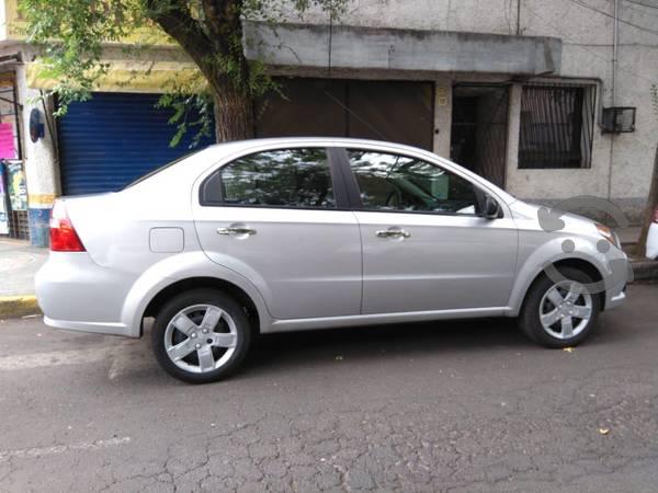 Chevrolet Aveo  en Tlalpan, Ciudad de México por $