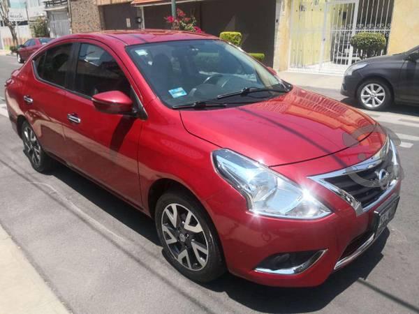 Nissan versa exclusive en Iztacalco, Ciudad de México por
