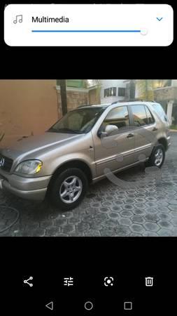 MERCEDEZ ML 320 IMPECABLE en Zapopan, Jalisco por $ |