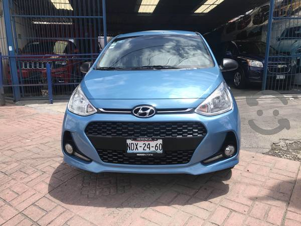 Hyundai grand i10 en Xochimilco, Ciudad de México por