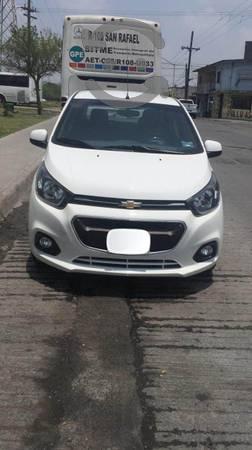 Chevrolet beat ltz  blanco en Guadalupe, Nuevo León por