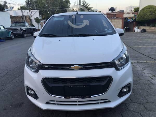 Chevrolet Beat Ltz Como Nuevo Factura Original en Cuajimalpa
