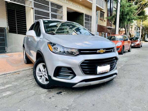 Chevrolet Trax LT Única Dueña en Miguel Hidalgo, Ciudad de