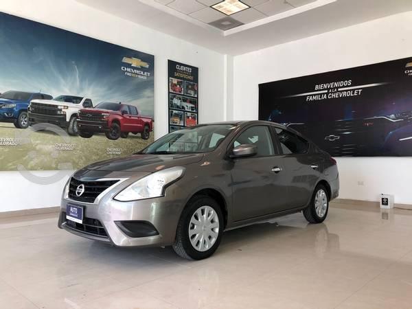 Nissan Versa  Sense At en Piedras Negras, Coahuila